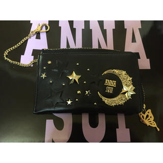 ANNA SUI - 新品未使用 ANNA SUI アナスイ カードケース 小銭入れ