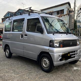 ミツビシ(三菱)の5万km 低走行 ミニキャブバン U61V AT 2WD 神奈川 三菱 ミツビシ(車体)