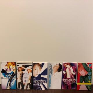 TMレボリューション CD6枚セット(ポップス/ロック(邦楽))