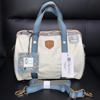 LeSportsac - レスポートサック ケイタマルヤマ JAL機内販売 ミニボストンバッグ