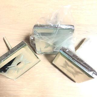 アンティーク ドアノブ3個セット(インテリア雑貨)
