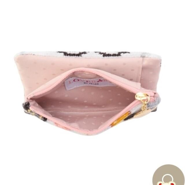 FEILER(フェイラー)のフェイラー マスクポーチ レディースのファッション小物(ポーチ)の商品写真