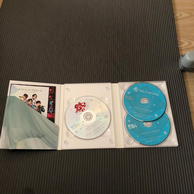 素顔4 Snow Man盤 エンタメ/ホビーのDVD/ブルーレイ(アイドル)の商品写真