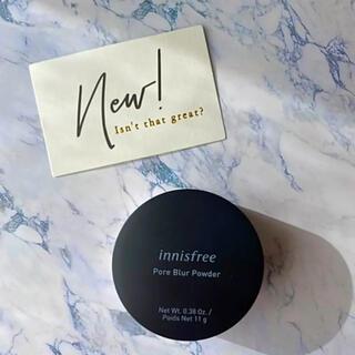 Innisfree - 【新品・未使用】Innisfree イニスフリー ポアブラーパウダー