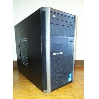 ユニットコムNY12GW デスクトップパソコン