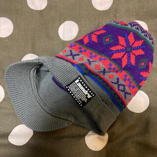 LAUNDRY - LAUNDRY ニット 帽子