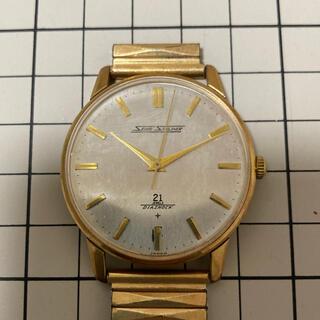 セイコー(SEIKO)のジャンクSKYLINER アンティーク 腕時計 セイコー スカイライナー(腕時計(アナログ))