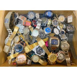 セイコー(SEIKO)の約220点 腕時計 ジャンク まとめうり 大量(腕時計(アナログ))