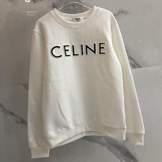 celine - 男女兼用 celineスウェット トレーナー