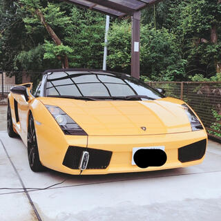 Lamborghini - ランボルギーニ ガヤルド スパイダー