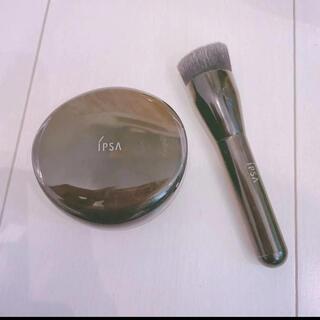 IPSA - IPSA ファンデーション アルティメイト ブラシ付き mimc 資生堂
