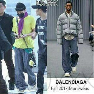 Balenciaga - balenciaga ストライプパンツ