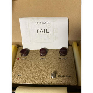 T&M WORKS TAIL GOLD TAIL Serial#2(エフェクター)