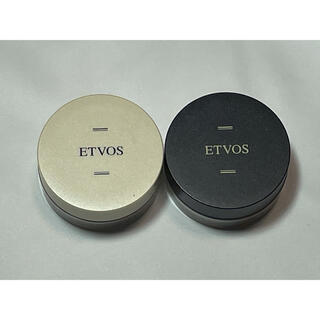 ETVOS - 新品未使用■ETVOS エトヴォス パウダー ファンデーション 2個セット