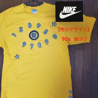 ナイキ(NIKE)のNIKE ナイキ Tシャツ 90s 銀タグ ヴィンテージ ワッペン トップス(Tシャツ/カットソー(半袖/袖なし))