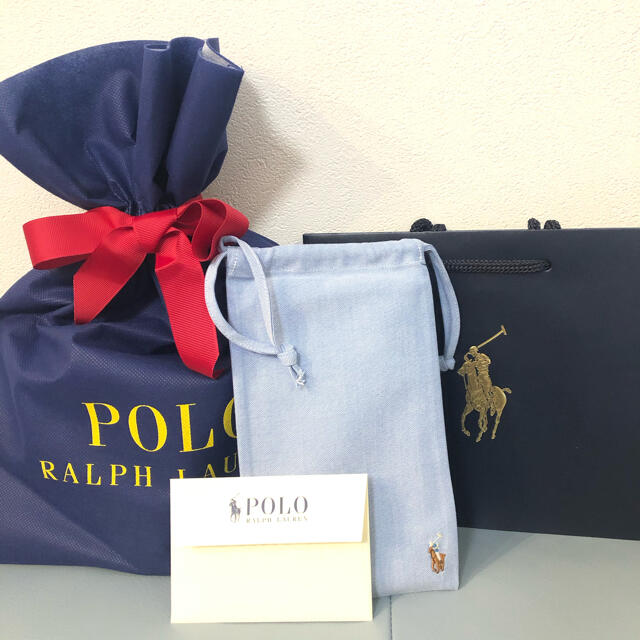 POLO RALPH LAUREN(ポロラルフローレン)のラルフローレン マスクケース メンズのファッション小物(その他)の商品写真