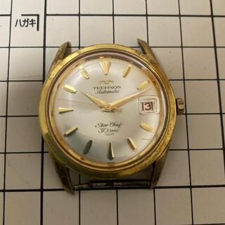 テクノス(TECHNOS)のテクノス スターチーフ30石 TECHNOS starchief(腕時計(アナログ))