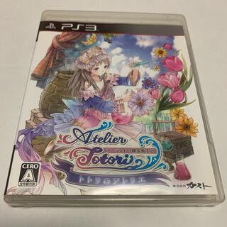プレイステーション3(PlayStation3)のトトリのアトリエ ~アーランドの錬金術士2~ PS3ソフト(家庭用ゲームソフト)