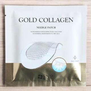 ゴールドコラーゲンニードルパッチ Ver2 お試し分(パック/フェイスマスク)