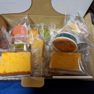 カットバウム マドレーヌ フィナンシェ チーズケーキ オレンジケーキ(菓子/デザート)