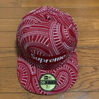 シュプリーム(Supreme)の14SS Supreme Uptown Cap New Era(キャップ)