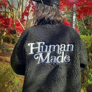 GDC - Human Made Girl's Don't Cry P/O Fleece