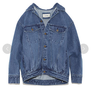 snidel - snidel♡オーバージーンズジャケット