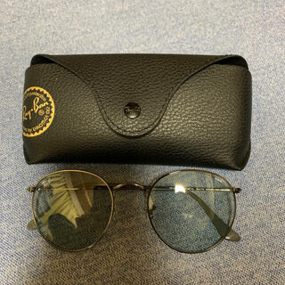 Ray-Ban - RayBan レイバン RB3447-004T3-53 ROUND METAL