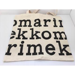 marimekko - 新品(3)  マリメッコ エコトートバッグ