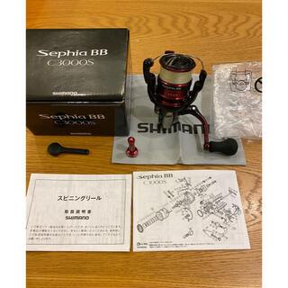 SHIMANO - シマノ セフィアBB C3000S リールスタンド  ゴメクサス