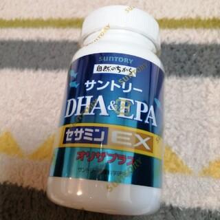 サントリー - サントリー  DHA&EPAセサミンEX オリザプラス 120粒