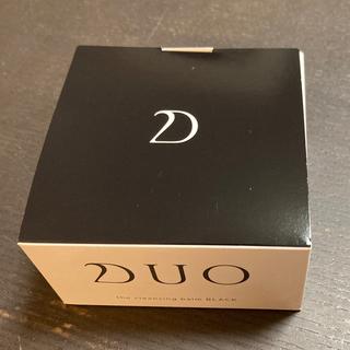 DUO(デュオ)ザクレンジングバームブラック90g
