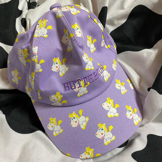 Disney - バターカップ キャップ 帽子
