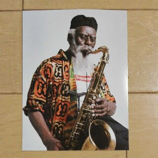 シュプリーム(Supreme)のSUPREME PHAROAH SANDERS STICKER(その他)