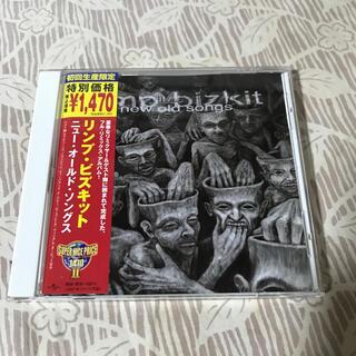 ニュー・オールド・ソングス リンプ・ビズキット CD(ポップス/ロック(洋楽))