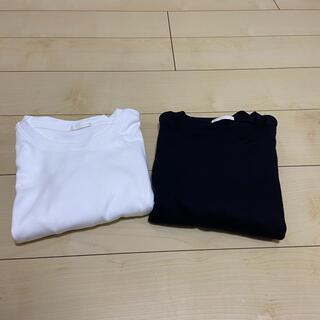GU - 新品未使用‼️ジーユー‼️長袖Tシャツ2枚セット‼️