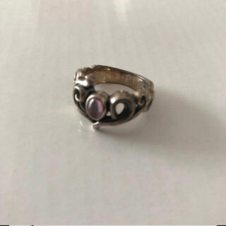 エムズコレクション(M's collection)のsilver ring 925 M'scorrection (リング(指輪))