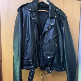 70s vintage ダブルライダースジャケット