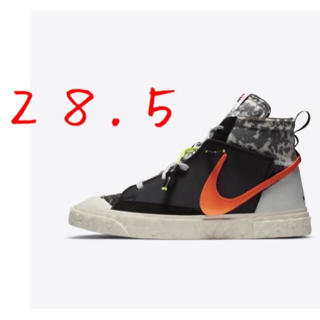 NIKE(ナイキ)のNIKE ナイキ  ブレーザー MID レディメイド メンズの靴/シューズ(スニーカー)の商品写真