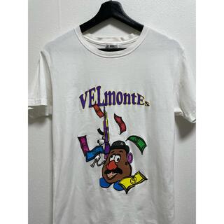 VELMONTES Tシャツ ポテトヘッド(Tシャツ/カットソー(半袖/袖なし))