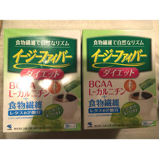 コバヤシセイヤク(小林製薬)のイージーファイバーダイエット  30パック×2箱セット(ダイエット食品)