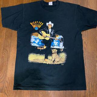 90s RICKY VAN SHELTON tシャツ バンT ロックT(Tシャツ/カットソー(半袖/袖なし))