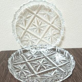 ノリタケ(Noritake)のノリタケ Noritake クリスタルガラスプレート 皿(食器)