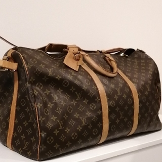 LOUIS VUITTON - LOUISVUITTON ボストンバック 60cm
