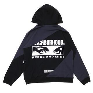 NEIGHBORHOOD -  NEIGHBORHOOD P.A.M. NHPM/C-HOODED.LS