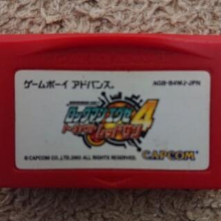 ロックマンエグゼ4 レッド(携帯用ゲームソフト)