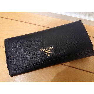 PRADA - PRADA プラダ 財布 サフィアーノレザー