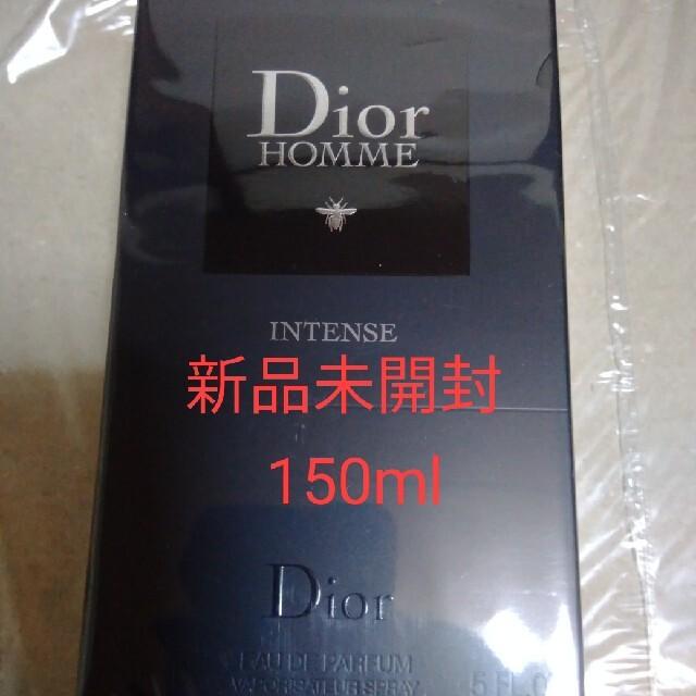 Christian Dior(クリスチャンディオール)のjuanchiさん専用 ディオール オム インテンス EDP  150ml コスメ/美容の香水(ユニセックス)の商品写真