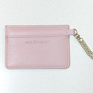 JILLSTUART - ゼクシィ付録 JILLSTUART カードケース