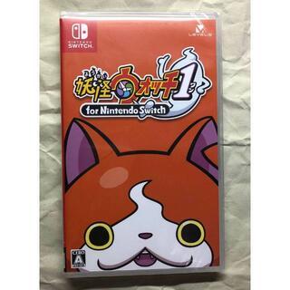 ニンテンドースイッチ(Nintendo Switch)の妖怪ウォッチ1 for Nintendo Switch Switch 新品(家庭用ゲームソフト)